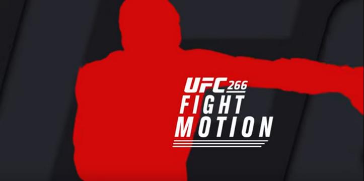 مبارزات به صورت اهسته شده: UFC 266:Fight Motion+نسخه 1080