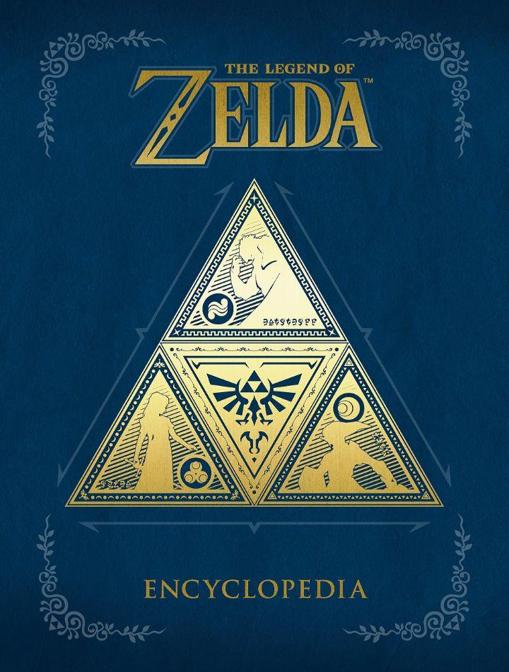 دانلود کتاب The Legend of Zelda Encyclopedia