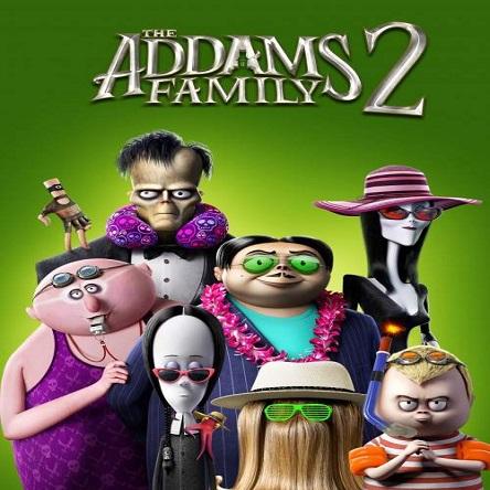 انیمیشن خانواده آدامز 2 - The Addams Family 2 2021