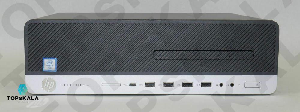کامپیوتر استوک اچ پی مدل HP ELITEDESK 800 G3 SFF