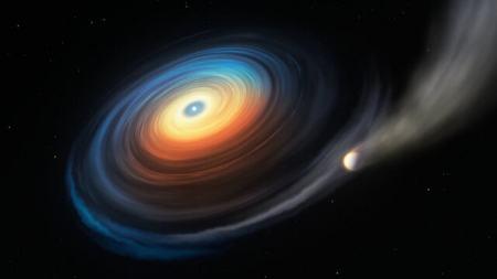سریعترین ستاره کوتوله سفید LAMOST J0240+1952,سریعترین کوتوله سفید جهان,اخبار علمی,خبرهای علمی ,سریعترین کوتوله سفید جهان شناسایی شد,The fastest white dwarf star,ستاره,ستاره کوتوله سفید,سریعترین ستاره,علم,فضا,نجوم,LAMOST J0240+1952,