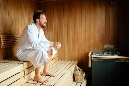 مزیت های کاربرد سونای مادون قرمز, مضرات سونای مادون قرمز, سونای مادون قرمز و لاغری ,آیا سونا مادون قرمز فوایدی برای سلامتی دارد؟,infrared sauna,