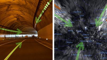 احتمالآ منظومه شمسی یک تونل غولپیکر مغناطیسی احاطه شده است,منظومه شمسی ,اخبار علمی ,خبرهای علمی ,احاطه منظومه شمسی توسط یک تونل غولپیکر مغناطیسی!,علم,فضا,نجوم,تونل غولپیکر مغناطیسی,سیاهچاله,The solar system is a giant magnetic tunnel,