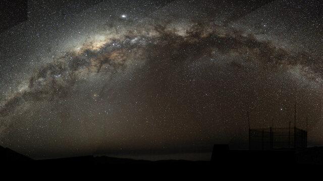 کهکشان راه شیری در حال بلعیدن کهکشان ابرماژلانی همنوع خوار,کهکشان راهشیری ,اخبار علمی ,خبرهای علمی ,کهکشان راهشیری در حال بلعیدن یک کهکشان همنوعخوار است!,علم,فضا,نجوم,جنگ فضایی,خطرات فضایی,کهکشان هم نوع خوار,هم نوع خواری کهکشان راه شیری,The cannibalism of the Milky Way,احتمال بلعیده شدن کهکشان راه شیری توسط کهکشان آندرومدا,
